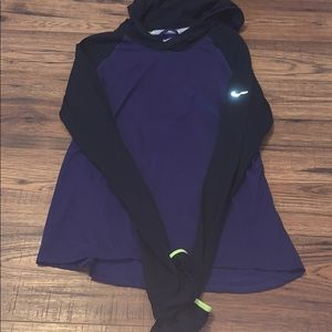 Hooded Nike T-shirt